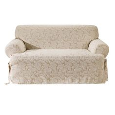 Sure Fit Scroll T Cushion Sofa Slipcover, Champagne  Surefit,http://www.amazon.com/dp/B00801GFKK/refu003dcm_sw_r_pi_dp_ .L6sb0E1CARCFKS