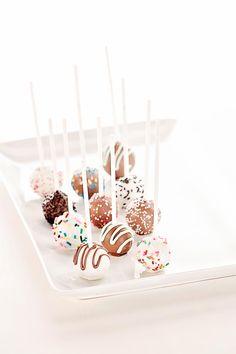 Chokladcakepops | Tidningen BAKA