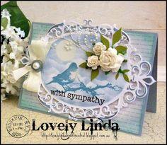 Lovely Linda's Craft Central!!: In Sympathy