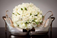 Beautiful White rose Bouquet