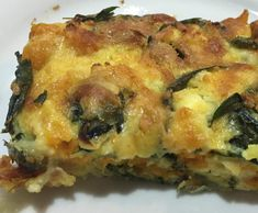 Recipe Spinach and Ricotta Bake by ashley.lill - Recipe of category Main dishes - vegetarian
