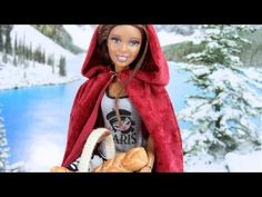 How to Make a Doll Hooded Cape
