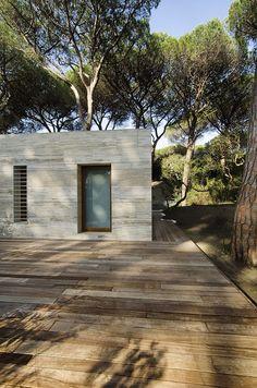 Ristrutturazione di una residenza a Marina di Castagneto Carducci