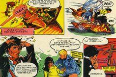 Crítica | Doctor Who: TV Comic Annual (1968 – 1970)