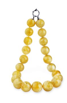 House of Amber - Pure amber necklace.
