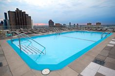34th street; New York City Pool