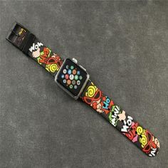 Mickey Mouse 38mm Apple Watch Band Apple Watch