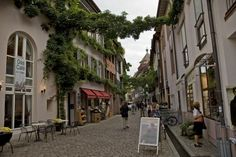 "Freiburg was established in 1120 as a free market town at a junction of trade routes which connected the Mediterranean Sea with the North Sea and Baltic Sea.   The name Freiburg can be roughly translated as ""free fortified town""."