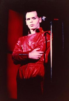 Gary Numan-The best thing about Gary Numan is, he's got his pilots license, as well as being a brilliant musician! :)
