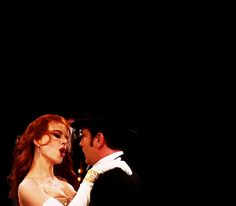 How I love a little poetry after supper - Moulin Rouge <3