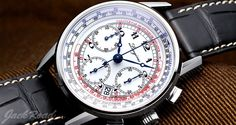 LONGINES  Heritage Tachymetre Chronograph  / Ref.L2.781.4.13.2