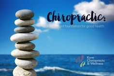 A rock solid foundation of good 💆 Chiropractic Wellness, Spinal Cord, Health Problems, Nervous System, Health Care, Foundation, Rock, Physiology, Locks