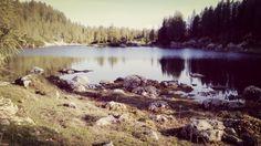 Slovinia triglav lake