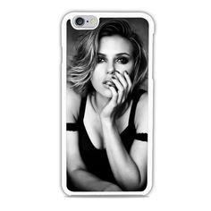 Scarlett Johansson Black And White iPhone 6 Case