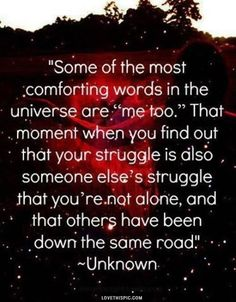 Why I'm here doing this!  I'm not doing this because I am trapped in a place of pain anymore, I have moved on emotionally. I am doing this to bring other Narcissistic abuse survivors into healing because I know the pain of it. Raising awareness and promoting healing of other survivors is why I am still here!