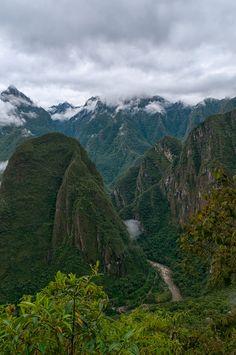 https://flic.kr/p/t7Cw5s | Subiendo a Macchu Picchu, Cusco, Peru