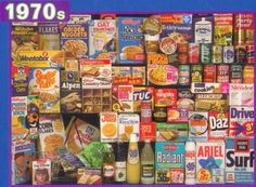 The Shopping Basket jigsaw puzzle Mind Puzzles, Jigsaw Puzzles, Flan, Cereal Flakes, Shreddies, Brand Marketing Strategy, Marketing Strategies, Horlicks, Salt Flakes