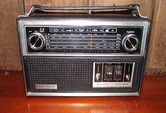 Stewart ST-835 Multi-Band Portable Radio circa by DaytonaVintage
