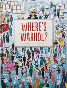 Where's Warhol? | Papercut