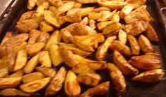 Pečené brambory v troubě Almond, Meat, Chicken, Cooking, Recipes, Food, Kitchen, Essen, Eten