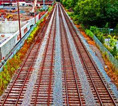 Freight Rails Thru Philly