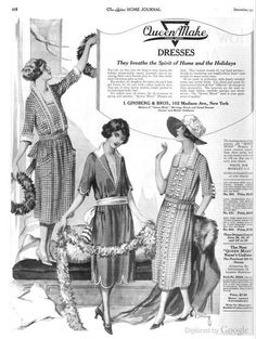 QueenMake Dresses 1921