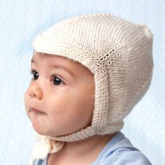 Elfin Cap in Bernat Baby. Discover more Patterns by Bernat at LoveKnitting. The world& largest range of knitting supplies - we stock patterns, yarn, needles and books from all of your favorite brands. Baby Patterns, Knit Patterns, Bernat Baby Yarn, Baby Helmet, Baby Hat Knitting Pattern, Free Knitting, Knitting Yarn, Cross Stitch Christmas Stockings, Knitting Supplies