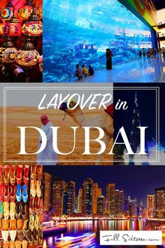 All you need to know for a short layover in Dubai. Get the most out of your short time in Dubai with these tips. Check it out!