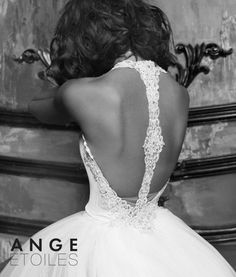 Charme Collection 2017 by Ange Etoiles: Wedding In Luxury And Feminity #weddinggowns