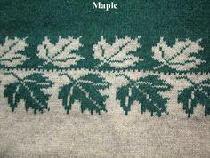 Mapel bladeren