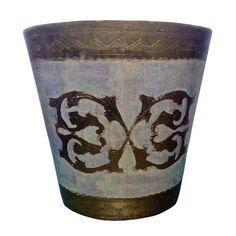 Vintage 1960s Florentine Gilt Wooden Waste Basket - $225 Est. Retail - $127 on Chairish.com