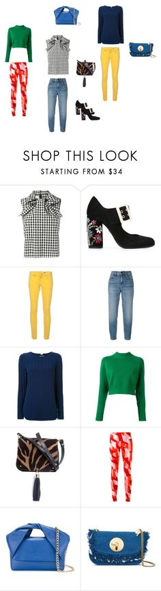 """""""Secret Of Style..**"""" by yagna ❤ liked on Polyvore featuring Marques'Almeida, Lanvin, M Missoni, Alexander Wang, AKANE UTSUNOMIYA, DKNY, Xaa, NIKE, J.W. Anderson and See by Chloé"""