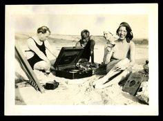 victrola beach by Ephemerally Yours, via Flickr