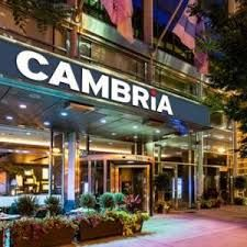 Cambria Hotel Chicago Magnificent Mile (Chicago, United States of America) Chicago Hotels, Chicago Travel, Chicago Trip, Chicago City, Hotels And Resorts, Best Hotels, Luxury Hotels, Cambria Hotels, Chicago Magnificent Mile