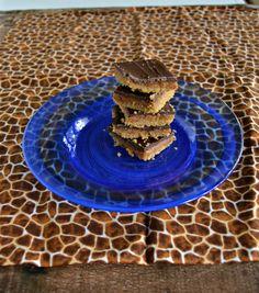 No Bake Millionaire Shortbread Cookies #SundaySupper