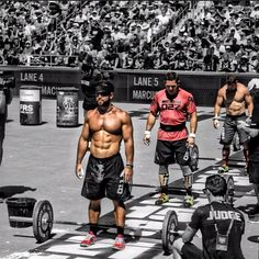 Rich Froning At The Crossfit Games This Dude Is In Unbelievable Shape Would Love To Compete Sometime