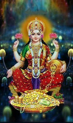 Many Hindus worship Lakshmi on Diwali, the festival of light.- Many Hindus worship Lakshmi on Diwali, the festival of lights. Many Hindus worship Lakshmi on Diwali, the festival of lights. Ganesha, Durga Images, Lakshmi Images, Ganesh Images, Indian Goddess, Goddess Lakshmi, Deus Vishnu, Lakshmi Photos, Navratri Puja