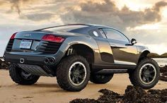 off-road Audi custom