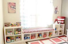 pas besoin de bricoler pour creer un interieur original avec une etagere classique ikea 13 idees pour vous inspirer rangement chambre enfantrangement