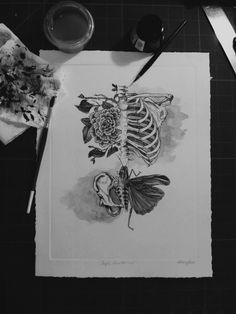 skeleton for my order and disorder project