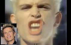 Billy Idol 'White Wedding'  'Hey little sister,' do you remember this '80s classic? Sure everyone knows Billy Idol, but this is the one hit that '80s cover bands just can't get enough of. Things died out for Idol after he ruled the '80s and early '90s with 'Billy Idol,' 'Rebel Yell,' and 'Whiplash Smile.' But who doesn't love a good  comeback ? Idol's lyrics from this hit, 'It's a nice day to start again,' became an anthem for his 2005 return to the scene with 'Devil's Playground.'…