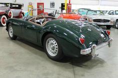 1960 MG MGA Twin Cam Roadster