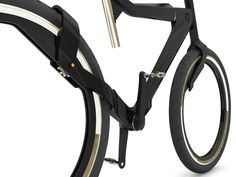 hybrid city bike