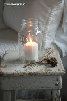 This Farmhouse Inspiration post is dedicated to Candle Light. I absolutely love candles and they add such a warm and cozy feel to the farmho...