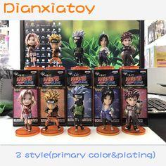 Anime Naruto dainanahan kakashi sakura sasuke Gaara Anime peripheral collection for Anime lovers friends Dianxiatoy