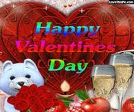 Cute Happy Valentine's Day Quote