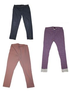 Details about Girl Tea Collection Pointelle Cozy Knit Leggings ...