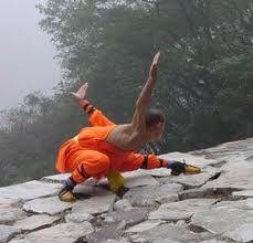 un monje shaolín                                                                                                                                                      Más