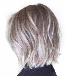 Balayage bob hairstyle ...so cute/sexy