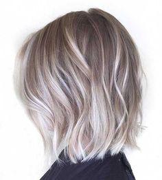 Balayage bob hairstyle ...so cute/sexy